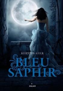 Kerstin Gier la trilogie des gemmes tome 2 Bleu saphir