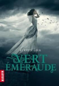 Kerstin Gier la  trilogie des gemmes tome 3  Vert émeraude