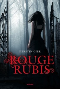 Kerstin Gier Rouge rubis tome 1