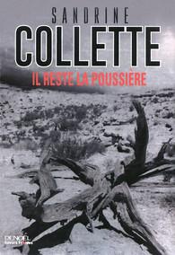 Sandrine Colette  Il reste la poussière