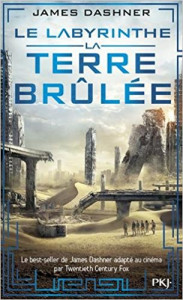 James Dashner La terre brûlée