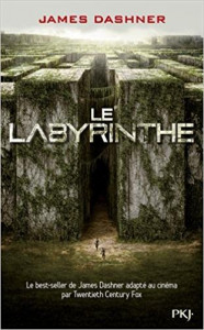 James Dashner Le labyrinthe
