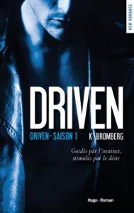 DRIVEN saison 1 de K. Bromberg