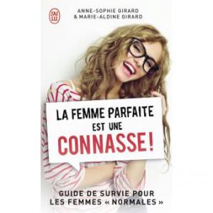 La-femme-parfaite-est-une-connae. tome 1 Anne-sophie Grarard jpg