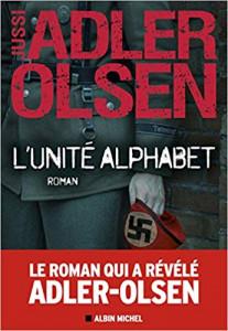 Jussi  Adler Olsen  L'unité alphabet