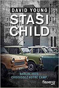 David Youg  Stasi Child tome 1