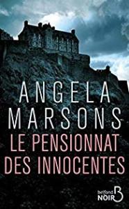 Angela Marsons Le pensionnat des innocentes.