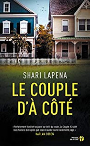 Shari Lapena Le couple d à côté