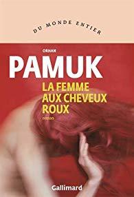 Orhan Pamuk la femme aux cheveux roux