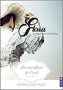 Marylène Pion Flora un femme parmi les patriotes tome 2